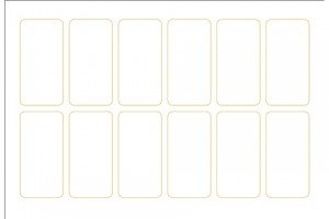 14x7 esquinas redondeadas