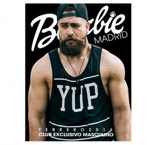 flyers bearbie madrid febrero