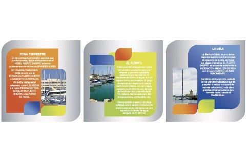 tripticos para publicitar una empresa