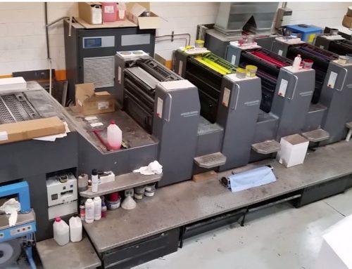 Cómo Elegir una  Imprenta